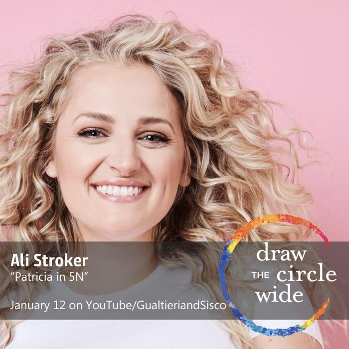 Ali Stroker Headshot